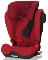 Autosedačka Römer KIDFIX II XP SICT BLACK SERIES Flame Red 2018