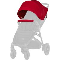 Barevný set Britax B-AGILE PLUS / B-MOTION PLUS FLAME RED 2018