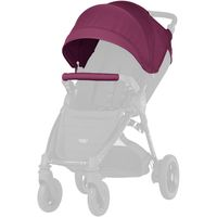 Barevný set Britax B-AGILE PLUS / B-MOTION PLUS WINE RED 2018
