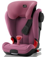 Autosedačka Römer KIDFIX II XP SICT BLACK SERIES Wine Rose 2019