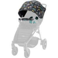 Barevný set Britax B-AGILE PLUS / B-MOTION PLUS BUTTERFLY FLOWERS 2018