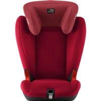 Autosedačka Römer KIDFIX SL BLACK SERIES Flame Red 2018_2