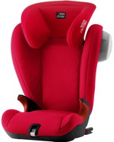 Autosedačka Römer KIDFIX SL SICT BLACK SERIES Fire Red 2019